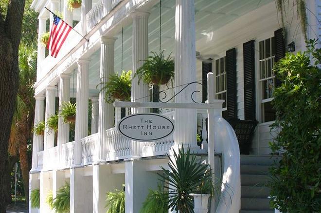 Rhett House Inn - Beaufort - Building