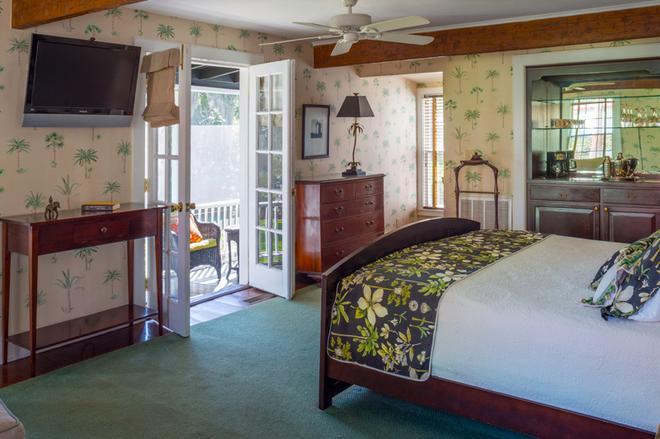 Rhett House Inn - Beaufort - Bedroom