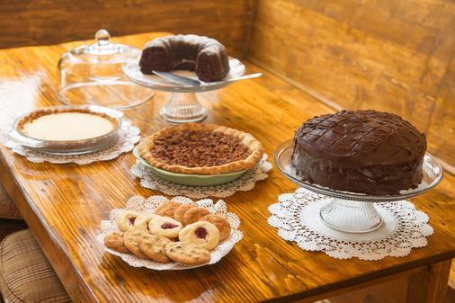 Rhett House Inn - Beaufort - Food