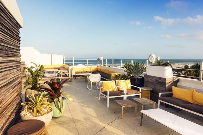 Clevelander Hotel - Miami Beach - Balcony