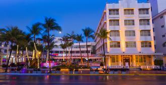 クリーブランダー ホテル - マイアミ・ビーチ - 建物