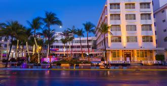 Clevelander Hotel - Miami Beach - Bâtiment