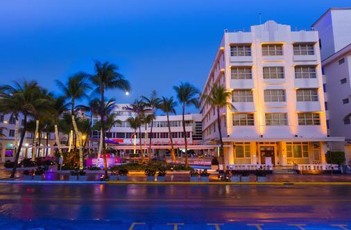 Clevelander Hotel - Miami Beach - Edifício