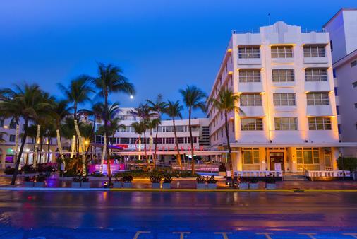 Clevelander Hotel - Miami Beach - Rakennus