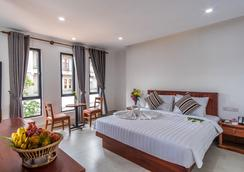 Angkor City View Hotel - Siem Reap - Phòng ngủ