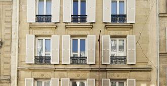 Hotel Des Arts Paris Montmartre - París - Edificio