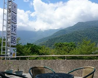 Lost and Find Homestay - Guanshan Township - Balcony