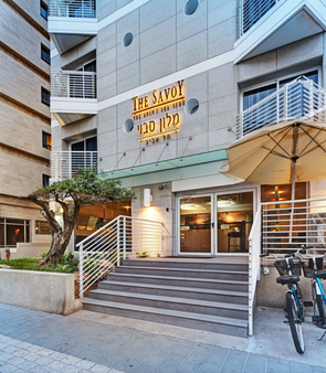 The Savoy Tel-Aviv, Sea Side - Tel Aviv - Building