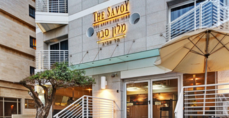 The Savoy Tel-Aviv, Sea Side - Tel Aviv - Rakennus
