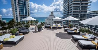 Hotel Croydon - Miami Beach - Azotea