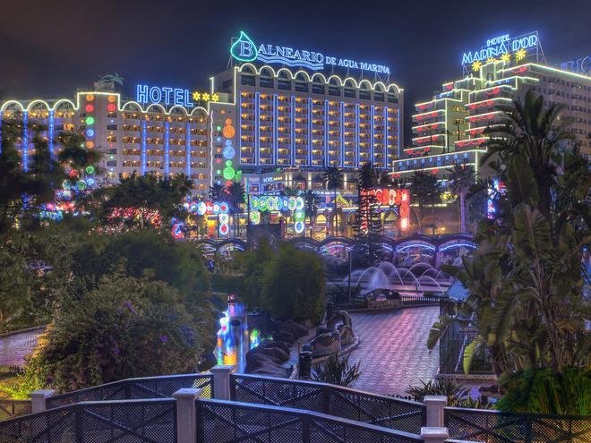 Hotel Marina D'Or 3 - Oropesa del Mar - Edificio