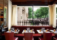 Hôtel Montaigne - Pariisi - Ravintola