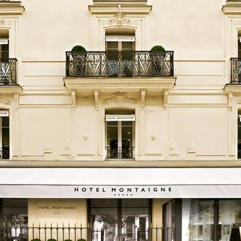 蒙田酒店 - 巴黎 - 巴黎 - 建築