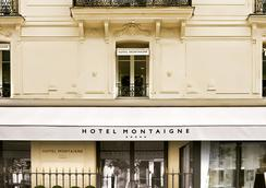 Hôtel Montaigne - Paris - Building