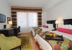 Hotel Gibbs Downtown Riverwalk - San Antonio - Bedroom