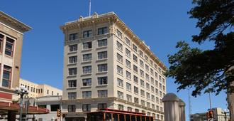 Hotel Gibbs Downtown Riverwalk - סן אנטוניו - בניין