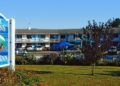 Four Seasons Motor Inn - Twin Mountain - Building