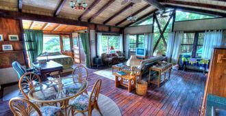 Hale Maluhia Country Inn - Kailua-Kona - Dining room