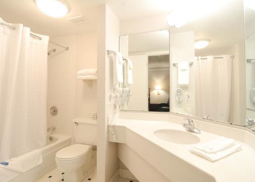 Americas Best Value Inn Little Rock West Medical Center - Little Rock - Phòng tắm