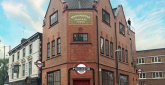 Rahman Piccadilly Hostel - Mánchester - Edificio