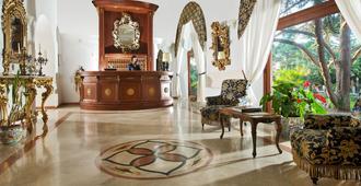 Hotel San Michele - Anacapri - Reception