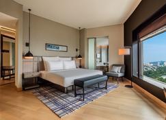 Hilton Kuala Lumpur - Kuala Lumpur - Schlafzimmer