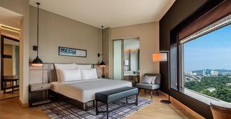 吉隆坡希爾頓酒店 - 吉隆坡 - 臥室
