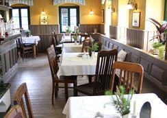 Altsächsischer Gasthof Kleines Vorwerk - Sayda - Restaurant