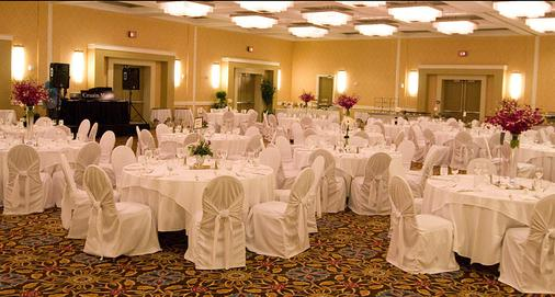 Kansas City Marriott Country Club Plaza - Kansas City - Banquet hall