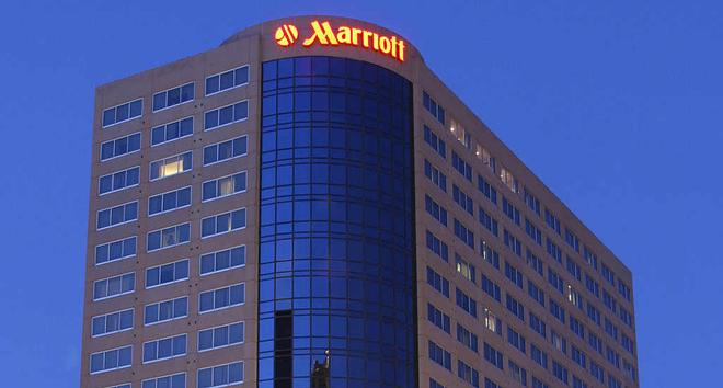 Kansas City Marriott Country Club Plaza - Канзас-Сити - Здание