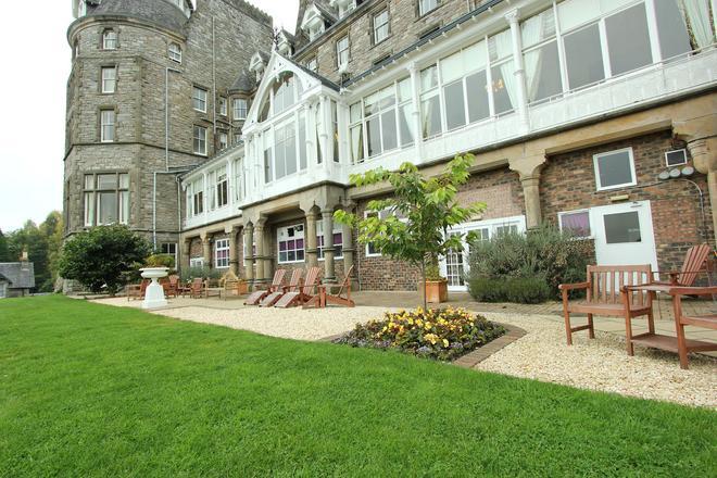 Atholl Palace Hotel - Pitlochry - Rakennus