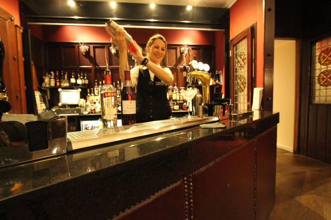 Atholl Palace Hotel - Pitlochry - Bar