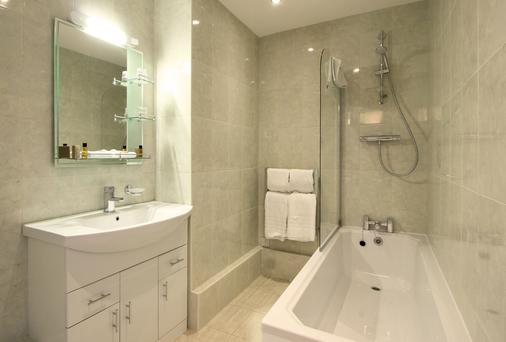 Ballina Manor Hotel - Ballina (Mayo) - Bathroom