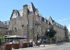 Fisher's Hotel - Pitlochry - Building