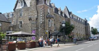 Fisher's Hotel - Pitlochry - Edificio