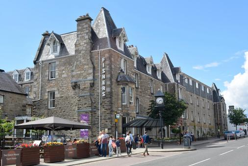 Fisher's Hotel - Pitlochry - Κτίριο
