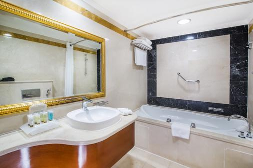 Holiday Inn Bur Dubai - Embassy District - Ντουμπάι - Μπάνιο