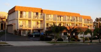 Moonlight Beach Motel - Encinitas - Building