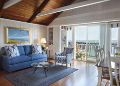 The Cottages and Lofts at Boat Basin - Nantucket - Living room