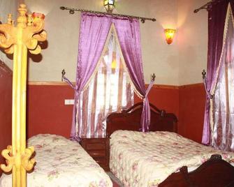 Kasba Dounia - Errachidia - Schlafzimmer