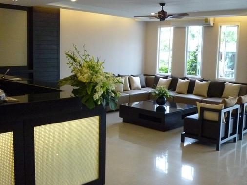 Sinsuvarn Airport Suite - Bangkok - Lobby