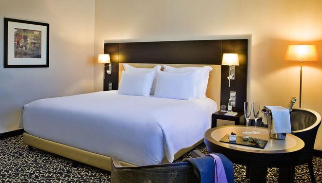 Sana Lisboa Hotel - Лиссабон - Спальня