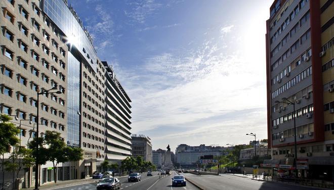 Sana Lisboa Hotel - Лиссабон - Здание