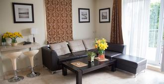 Avangard Resort - Świnoujście - Living room