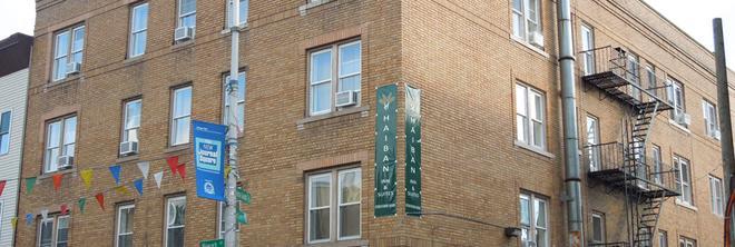 Haiban Inn - Jersey City - Κτίριο