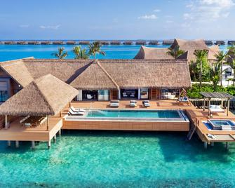 Waldorf Astoria Maldives Ithaafushi - Male - Building