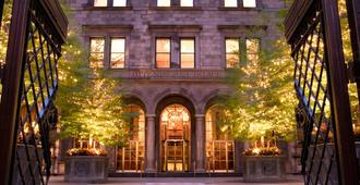 Lotte New York Palace - New York - Gebouw