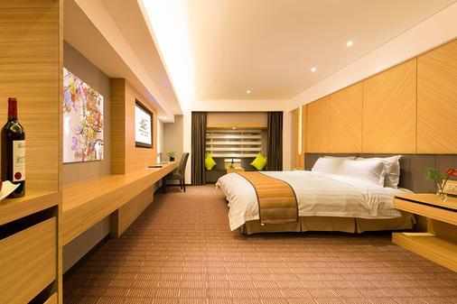 Rio Hotel - Macau (Ma Cao) - Phòng ngủ