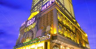 Rio Hotel - Macao - Edificio