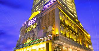 Rio Hotel - Macao - Byggnad